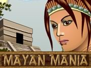 MAYAN MANIA SLOT MACHINE